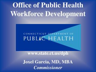 Office of Public Health Workforce Development
