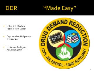 """DDR """"Made Easy"""""""