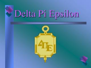 Delta Pi Epsilon