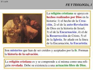 FE Y TEOLOGIA, 1