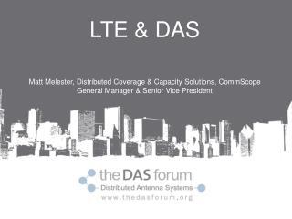 LTE & DAS