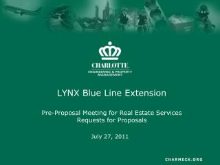 LYNX Blue Line Extension