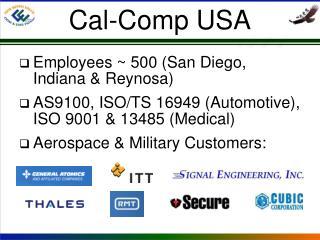Cal-Comp USA