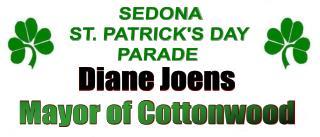 Diane  Joens Mayor of Cottonwood