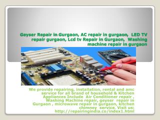 LED tv Repair in Gurgaon, Plasma tv Repair in Gurgaon , Lcd