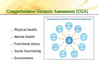 Comprehensive Geriatric Assessment (CGA)