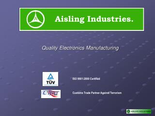 Quality Electronics Manufacturing