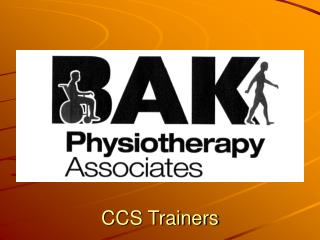 CCS Trainers