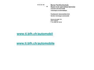 ti.bfh.ch/automobile