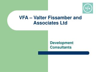 VFA – Valter Fissamber and Associates Ltd