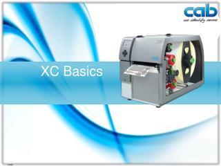 XC Basics