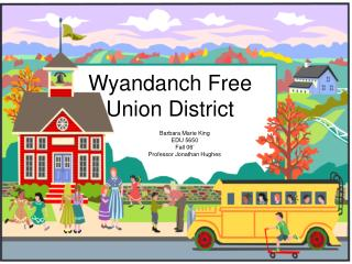 Wyandanch Free Union District