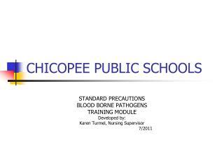 CHICOPEE PUBLIC SCHOOLS
