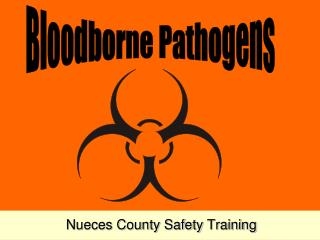 Nueces County Safety  Training
