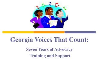 Georgia Voices That Count: