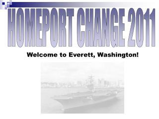 HOMEPORT CHANGE 2011