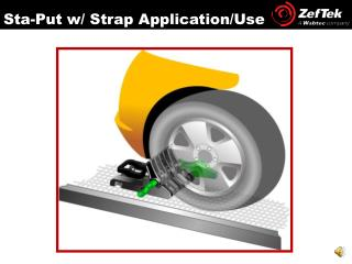 Sta -Put w/ Strap Application/Use