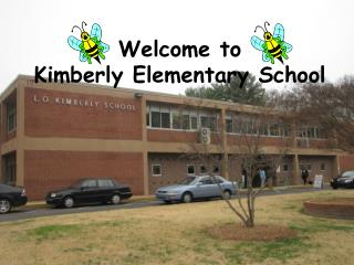 Welcome to  Kimberly Elementary School
