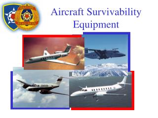 Aircraft Survivability Equipment