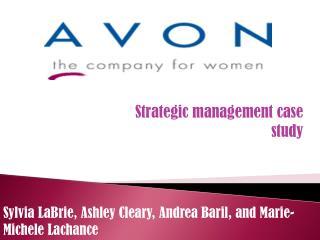 Strategic management case study