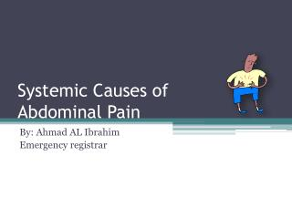 Systemic Causes of Abdominal Pain
