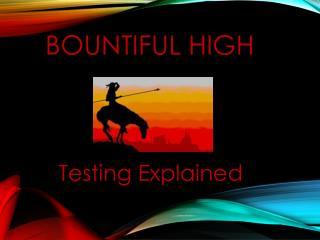 Bountiful High