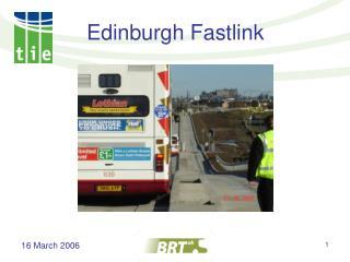 Edinburgh Fastlink