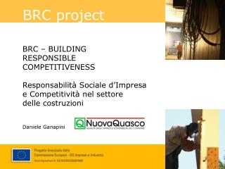 BRC project