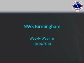 NWS Birmingham