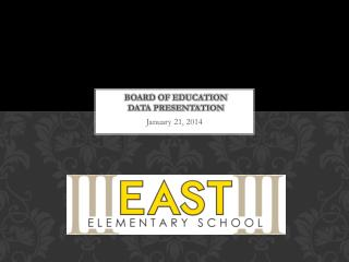 Board of Education  Data Presentation