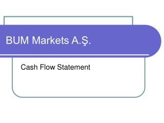 BUM Markets A.?.