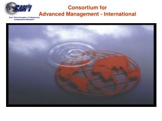 Consortium for  Advanced Management - International