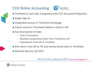 CCH Online Accounting