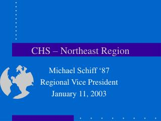 CHS – Northeast Region