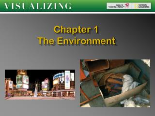 Chapter 1   The Environment