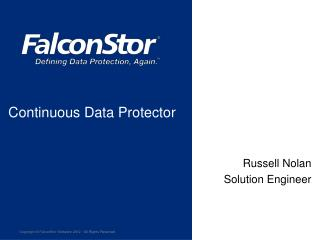 Continuous Data Protector
