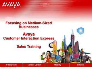 Focusing on Medium-Sized Businesses