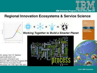 Regional Innovation Ecosystems & Service Science