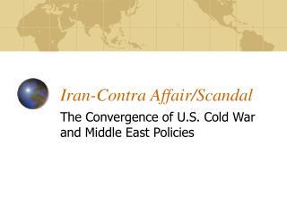 Iran-Contra Affair/Scandal