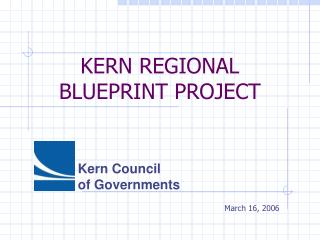 Kern Council  of Governments