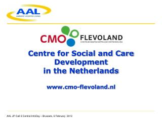 . Centre for Social and Care Development  in the Netherlands cmo-flevoland.nl