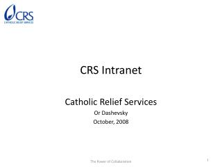 CRS Intranet