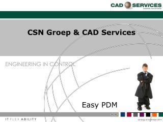 CSN Groep & CAD Services