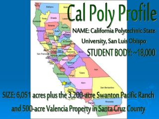 Cal Poly,              San Luis Obispo