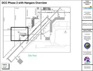 DCC Phase 2 with Hangars Overview