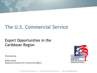 Business Opportunitiies in the Caribbean