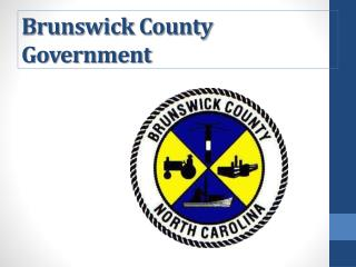 Brunswick County Government
