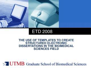 ETD 2008