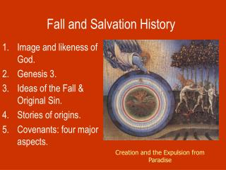 Fall and Salvation History