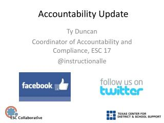 Accountability Update